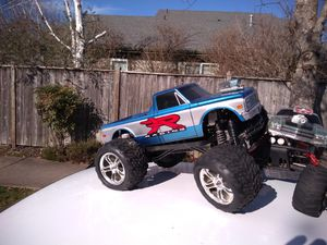 Trexxs RC truck for Sale in Eugene, OR