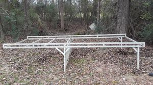 Aluminum truck rack to load tools onto your truck for Sale in Vick, LA