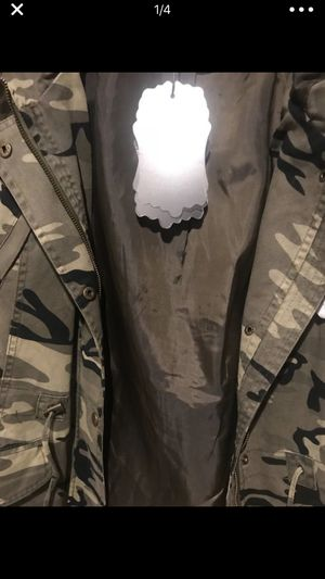 Army Utility Hoodie Jacket, new w tags size xl women for Sale in Painesville, OH