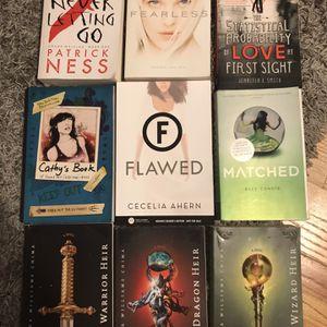 Teen YA Books for Sale in Milton, MA