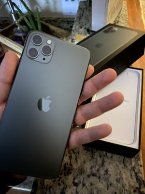 iPhone 11 Pro Max ——>**ATT ONLY** <—— for Sale in San Marcos, CA