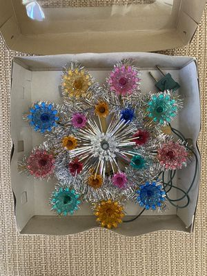 Christmas light star for Sale in Ontario, CA