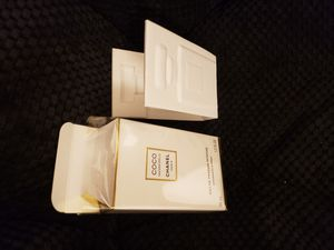 Chanel perfum empty box (original, brand new) for Sale in Tamarac, FL