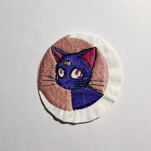 Sailor Moon Luna Artemis Skinny Crescent Patch for Sale in Arlington, TX