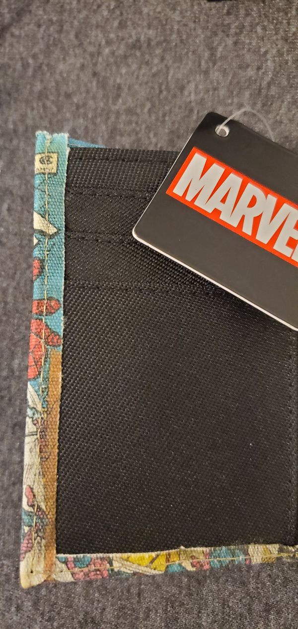 The Amazing Spider-Man Marvel Wallet