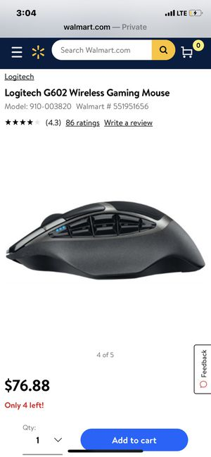 New Logitech G602 for Sale in Greenville, SC