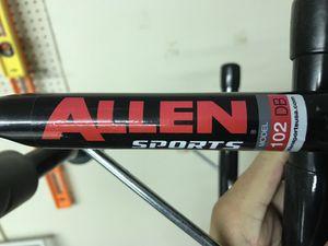 2 Bike Carrier Rack Allen Sports for Sale in Grand Rapids, MI