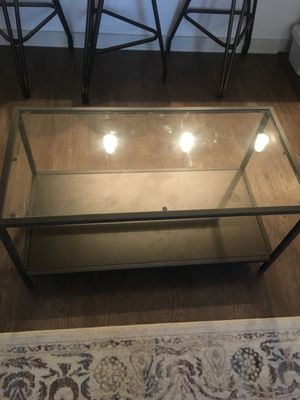 Glass Coffee Table for Sale in Nashville, TN
