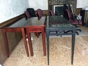 Chairs tables mirror for Sale in Whitehall, OH