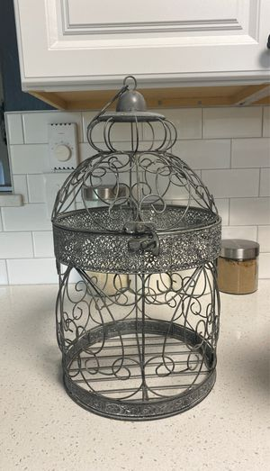 Bird Cage Decoration for Sale in Portland, OR