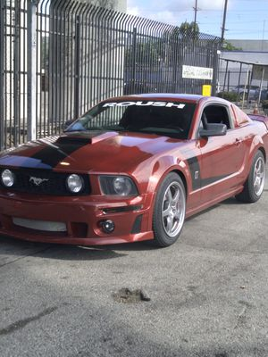 08 Roush mustang for Sale in Los Angeles, CA