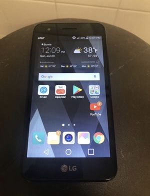 AT&T LG Phoenix 3 $40 Per Phone (Brand New) for Sale in Washington, DC