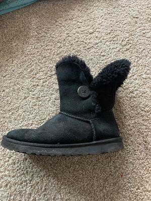 Black UGG boots size 7 for Sale in Denver, CO