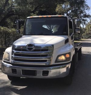 "Toyota Hino 2014 ""Towing Truck"" for Sale in Tampa, FL"