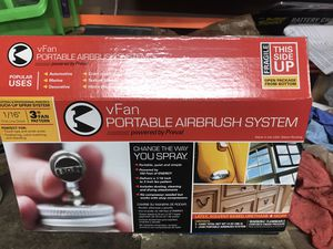 Portable airbrush system for Sale in Everett, WA
