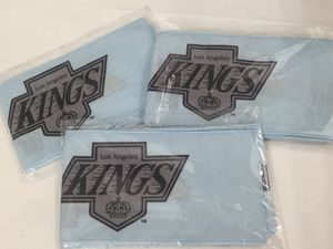 THREE 2012-13 MCDONALDS LEGENDS LOS ANGELES KINGS KELLY HRUDEY BANDANA *NEW* for Sale in Savannah, GA