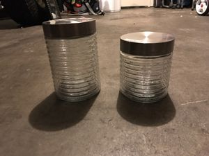 Small clear storage containers for Sale in Modesto, CA
