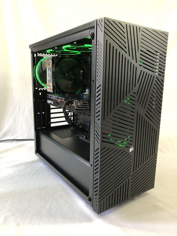 Mid-Tier Gaming Computer