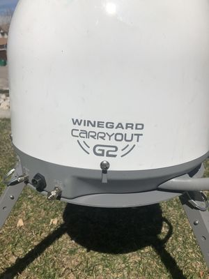 RV Satellite Dish and Tripod for Sale in Aurora, CO