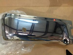 09-14 Ford F-150 LH rear bumper chrome end for Sale in Spring, TX