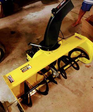 "44"" John Deere blower attachment for Sale in Williamsport, PA"