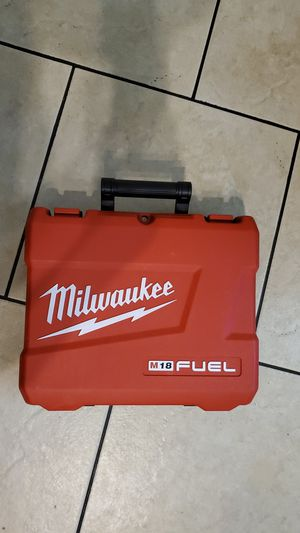 Milwaukee Impact Wrench hard case for Sale in Phoenix, AZ