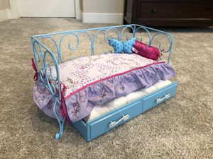 American Girl Doll Trundle Bed for Sale in Irvine, CA
