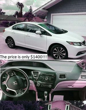 2013 Honda Civic Price$1400 for Sale in Towson, MD