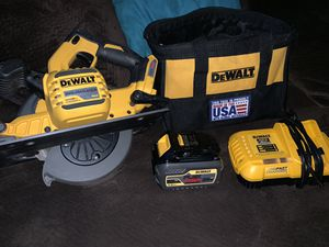 Dewalt Brushless Circular Saw Kit! LIKE NEW!!! for Sale in Pittsburgh, PA