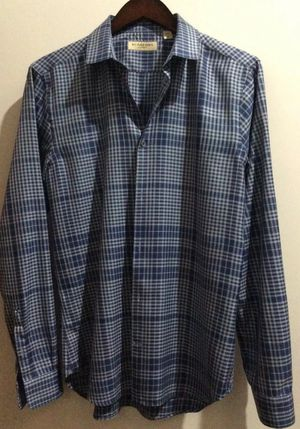 Burberry Slim fit Medium Shirt for Sale in Greenbelt, MD