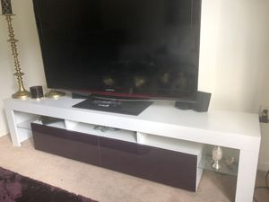 Tv stand entertainment for Sale in San Jose, CA