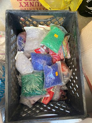 Crafting beads all colors for Sale in Fontana, CA