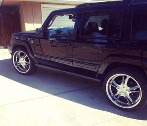 2008 jeep commander parts 4x4 for Sale in Phoenix, AZ