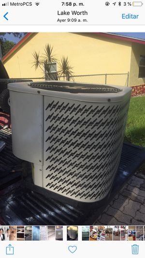 Air condición unit 2 tons philco for Sale in Lake Worth, FL