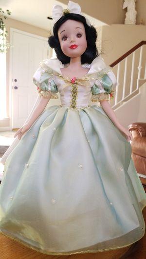 Ceramic Snow white doll for Sale in Clovis, CA