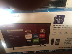 TLC roku tv for Sale in Greenville, SC