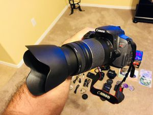 Brand new canon T4I for Sale in Phoenix, AZ