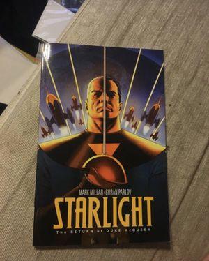 Star Light the return of duke McQueen comic books 5 issues in 1 imagine comics for Sale in Oakley, CA