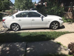 BMW 2008 5 SERIES 4 DOOR for Sale in Detroit, MI