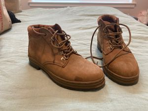 New Sequoia Genuine Leather Boots Women's 8 (Work, Hiking) for Sale in Keizer, OR