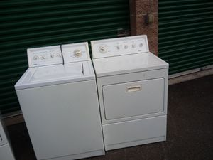 Washer and dryer kenmore for Sale in Kent, WA