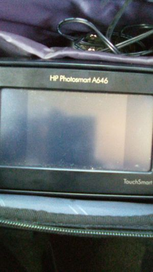 Hp Photosmart a646 for Sale in Rockford, IL