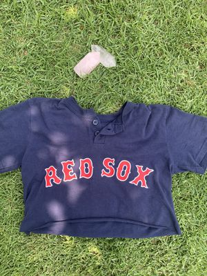 cropped rex sox's baseball tee for Sale in Los Angeles, CA