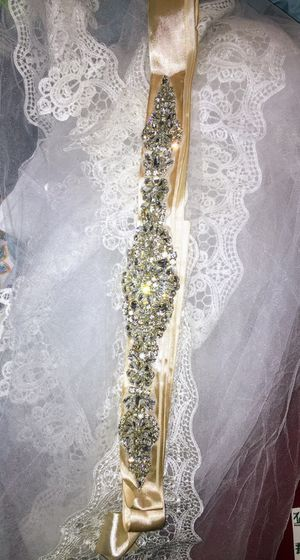 Wedding Sash for Sale in Centreville, VA