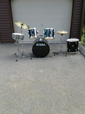 Tama 5 Piece drum set for Sale in Stratford, CT