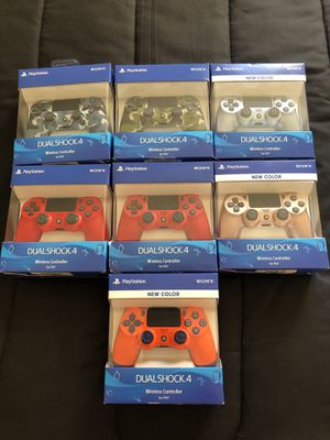 BRAND NEW Playstation 4 Controllers for Sale in Greensboro, NC