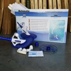 Automatic Pool Cleaner And Hoses Brand New for Sale in Chino, CA