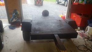 Heavy duty utility trailer for Sale in Berkley, MA