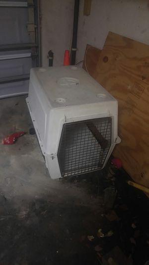 Dog Kennel..Large Door, Durable Heavy Duty Plastic..Metal Ones also for Sale in Jacksonville, FL
