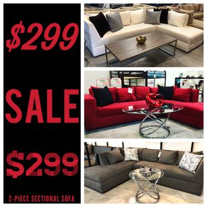 Sectional Sofa Couch- Muebles Nuevos for Sale in Miami, FL